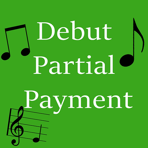 Debut Partial Payment