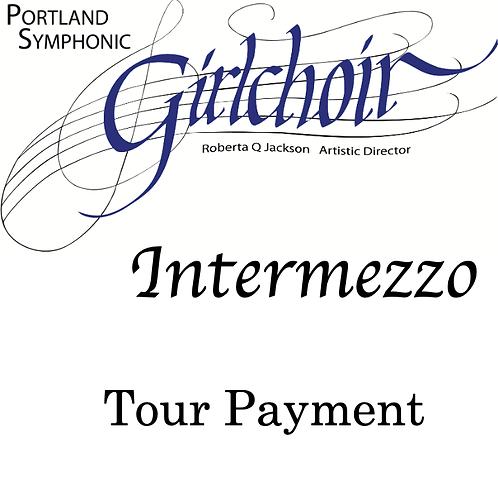 Intermezzo Tour Payment