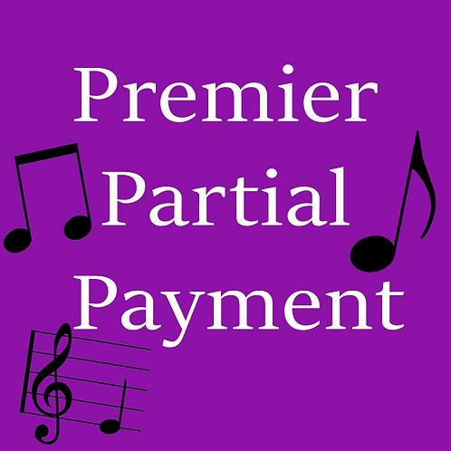 Premier Partial Payment