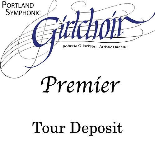 Premier Tour Deposit