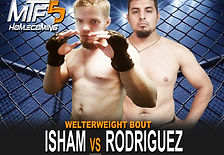 ISHAM VS RODRIGUEZ - FIGHT CARD MTF 5.jp