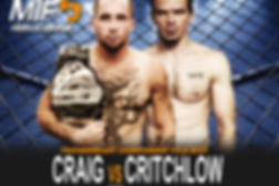 CRAIG VS CRITCHLOW - FIGHT CARD MTF 5.jp