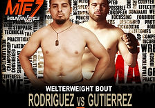 MTF 7 FIGHT CARD - RODRIGUEZ VS GUITERRE