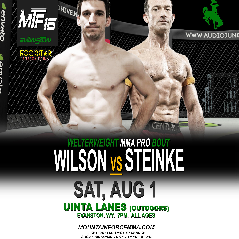 MTF 16 POSTER - WILSON VS STEINKE