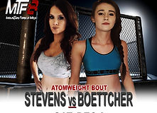 FIGHT CARD MTF 8 - STEVENS VS BOETTCHER.