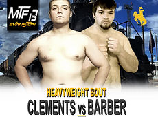 MTF 13 POSTER - CLEMENTS VS BARBER copy.