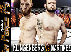 MTF 15 POSTER 2 - KLINGENBERG VS MARTINE