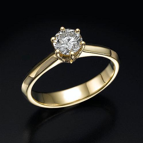 Grace טבעת אירוסין