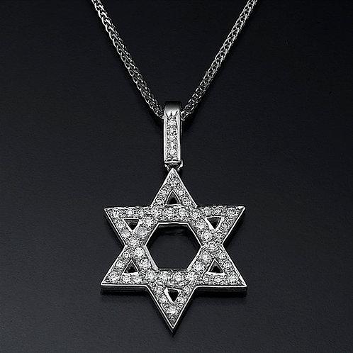 Star Of David תליון