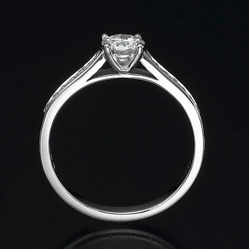 Treasure טבעת אירוסין