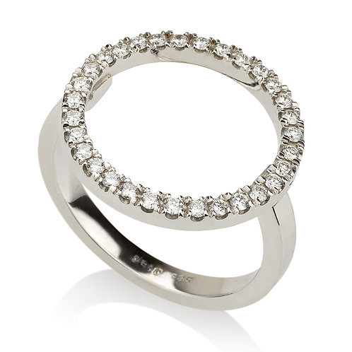Sparkle Circle טבעת