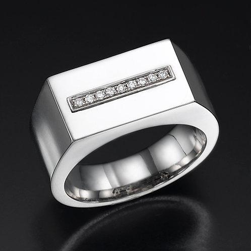 Alpha טבעת גבר