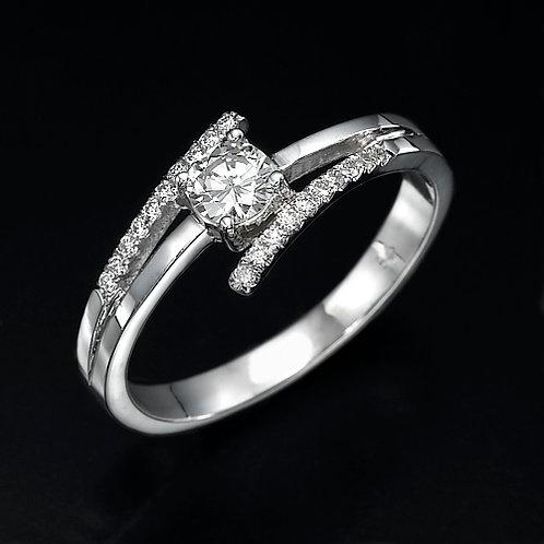 Omega טבעת אירוסין