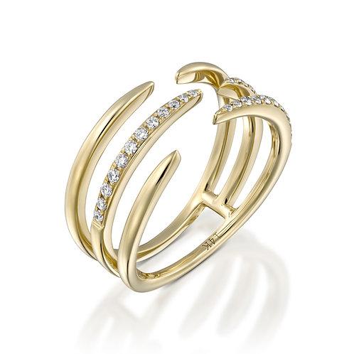 טבעת Spikes