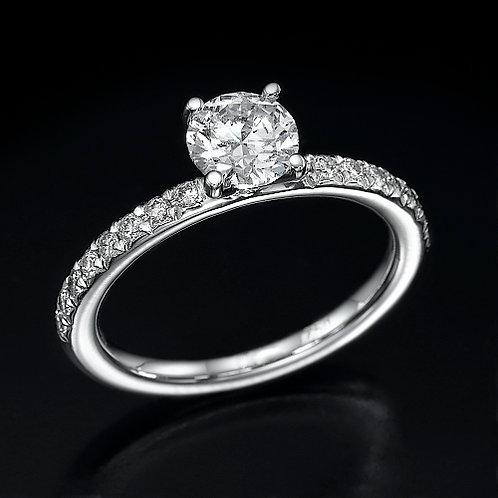 Foxy טבעת אירוסין