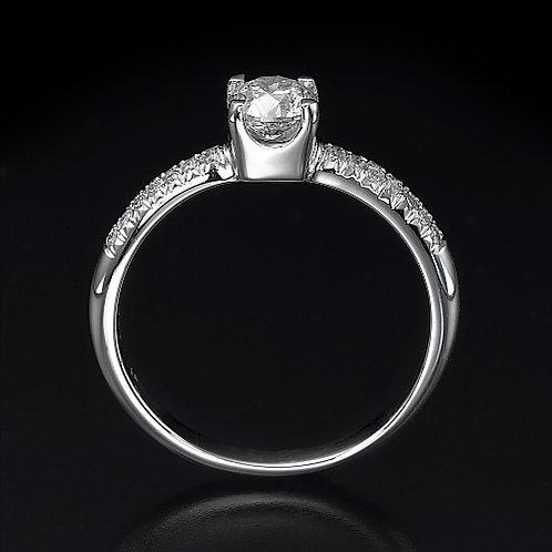 Drama Queen טבעת אירוסין
