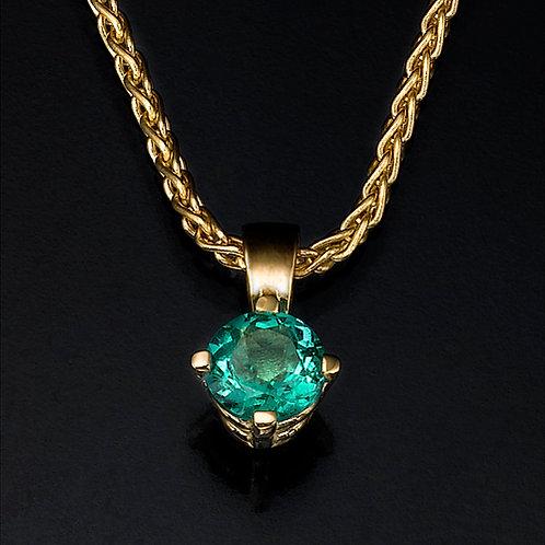Emerald Stud תליון