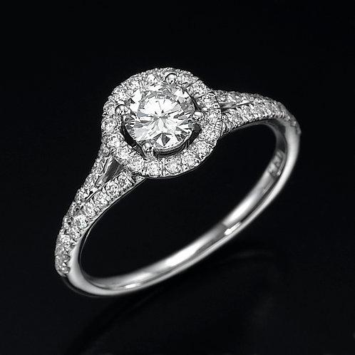 Luxur טבעת אירוסין