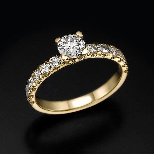 Glow טבעת אירוסין