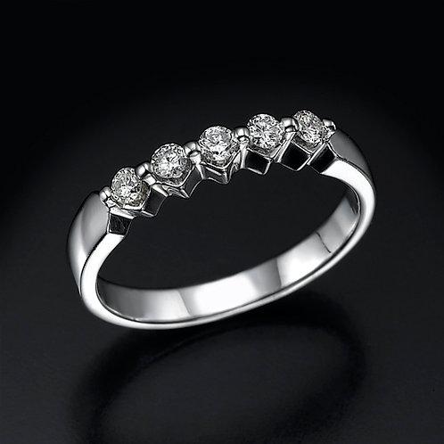Zigzag טבעת