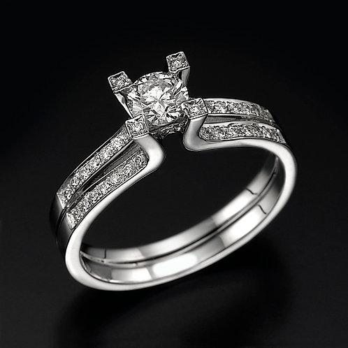 Olympia טבעת אירוסין