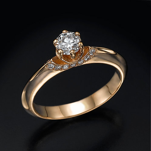 Royal טבעת אירוסין