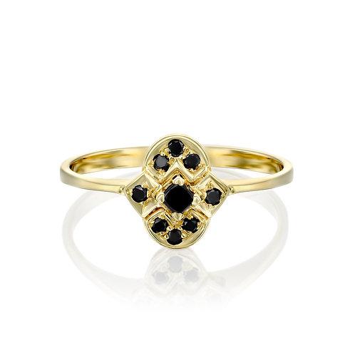 טבעת Desert Rose