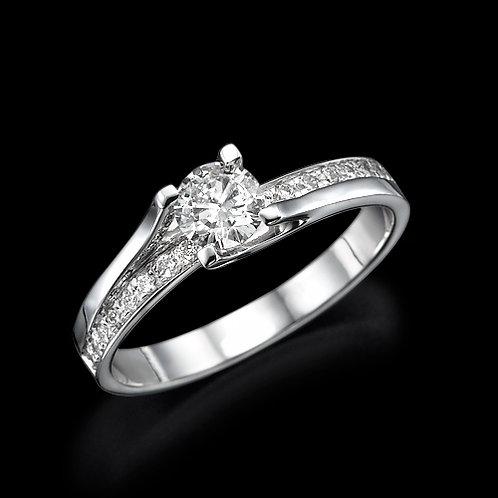 Trinity טבעת אירוסין