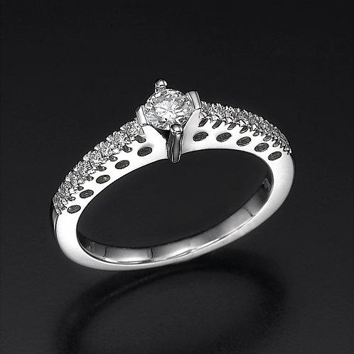 Forever Diamonds טבעת אירוסין