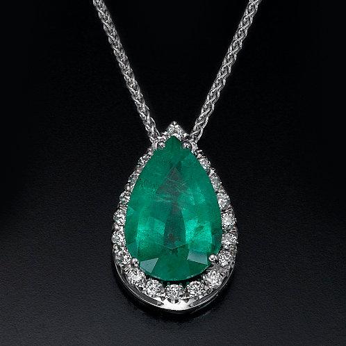 Emerald Drop תליון