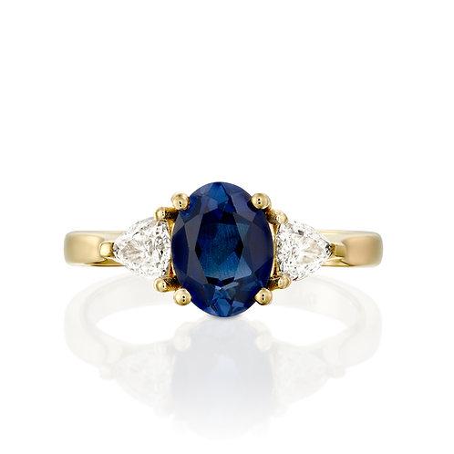 טבעת Wild Sapphire
