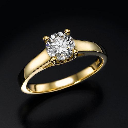 Retro טבעת אירוסין