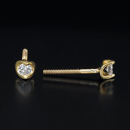 Lovely Diamond עגילי
