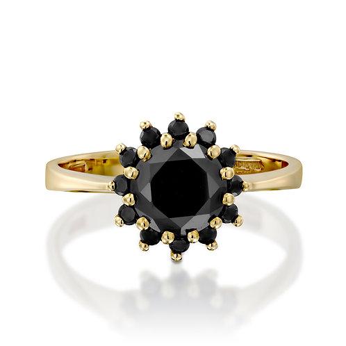 טבעת Black Star