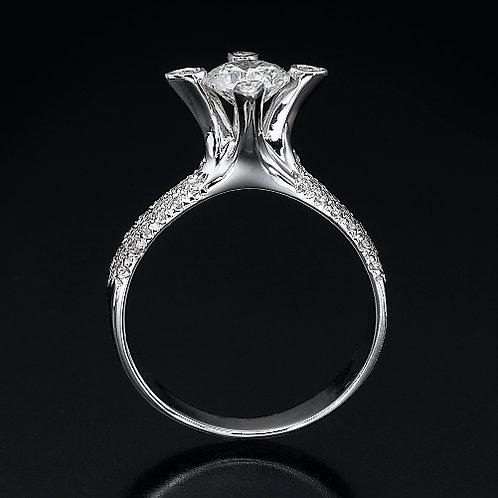 Lilly טבעת אירוסין