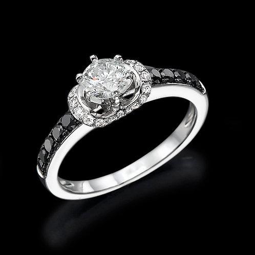 Juno טבעת יהלום