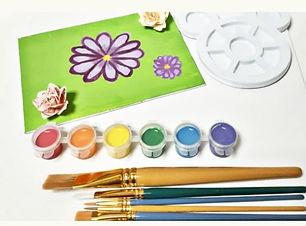 Artsy Arty Paint Party