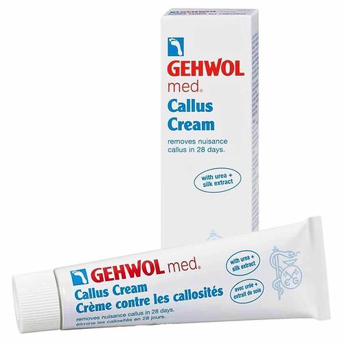 Gehwol Med Crème Contre les callosités 75ml
