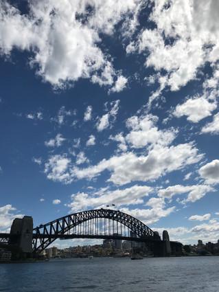 I'm Living In Sydney