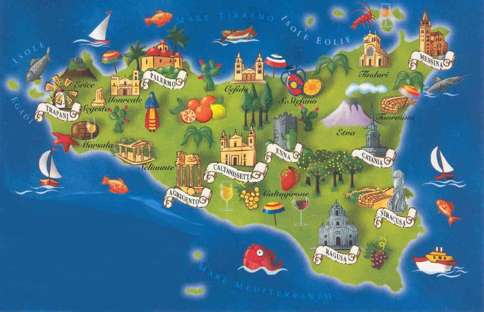 Sicily's incomparable history owes much to its strategic position in the Mediterranean, and informs its unique cuisine. ITALIAN NATIONAL TOURIST BOARD