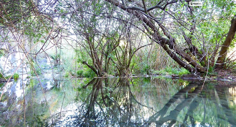 Cava Paradiso, il torrente Prainito, Rosolini (SR). Foto: PEPPEPERZ