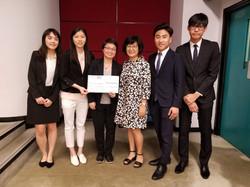 Advisory & Grant Making for 4 Social Enterprises - First Prize
