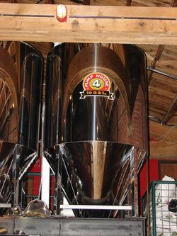 Stainless Steel Brew Tanks
