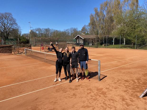 Nexta Tennis Team