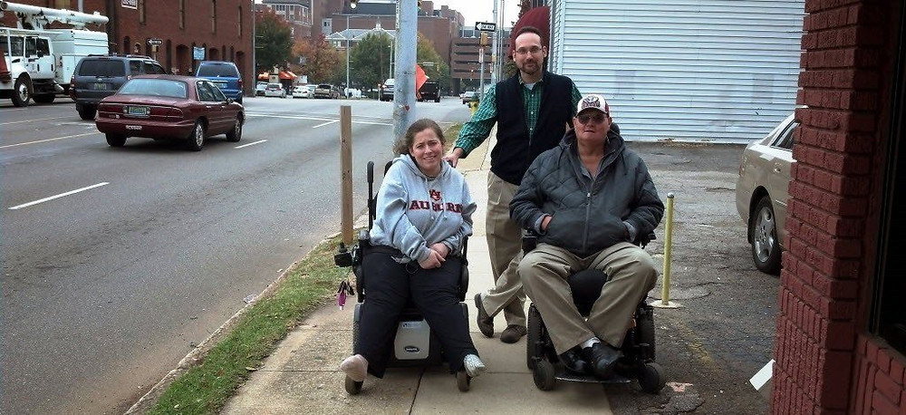 Ed Zwilling ADA Lawyer removing wheelchair barriers