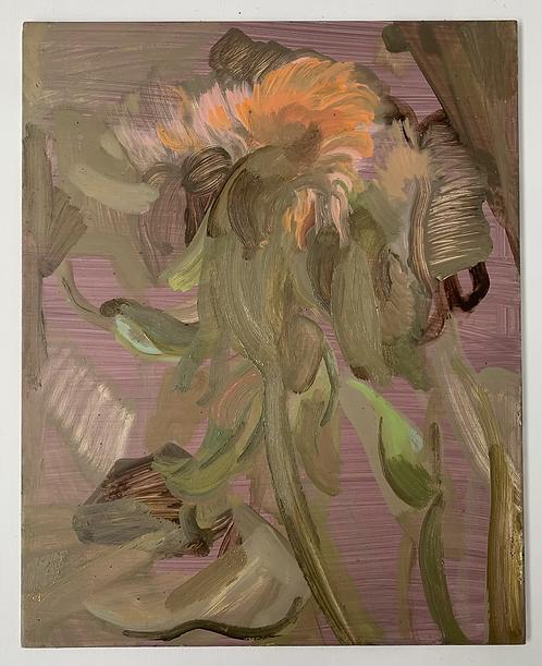 Untitled oil on panel (3)