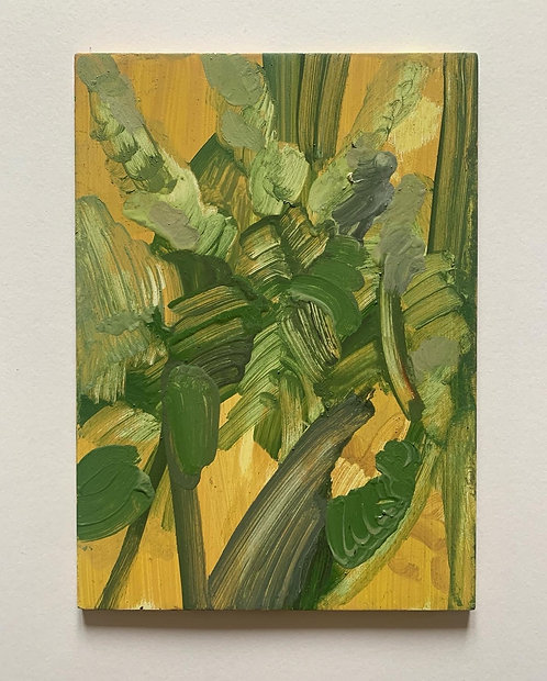 Untitled oil on panel (2)