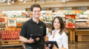A sales distribution technology backed with ERP technology is accessible in your mobile device