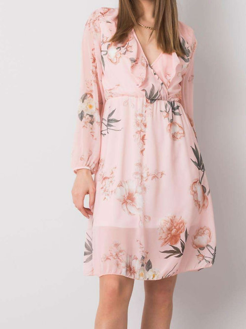 Soft pastel flower dress FP