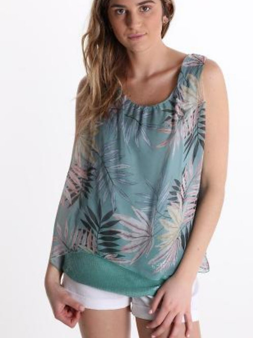 Top tropic one size
